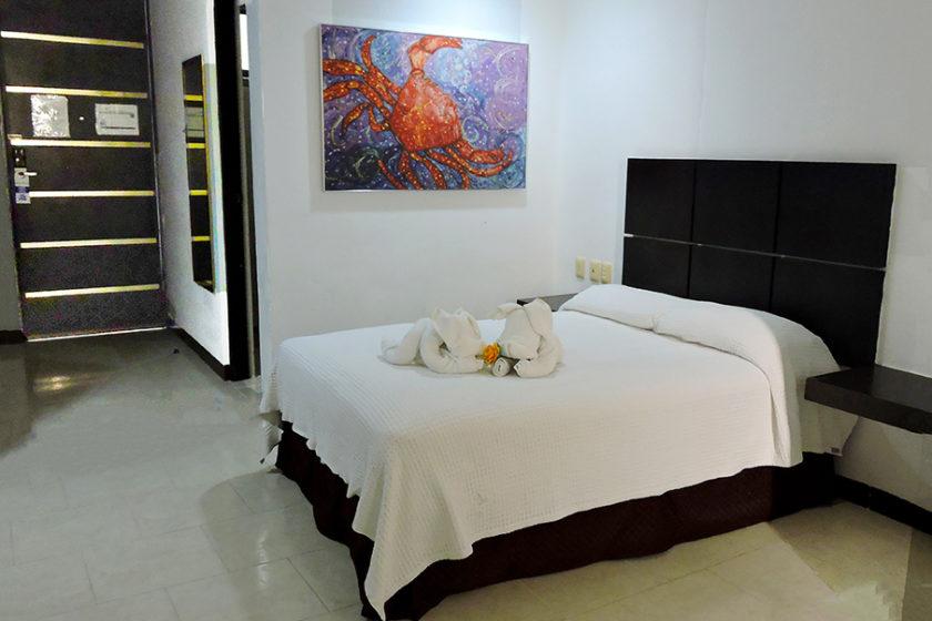 Hotel Plaza Playa hABITACION sENCILLA
