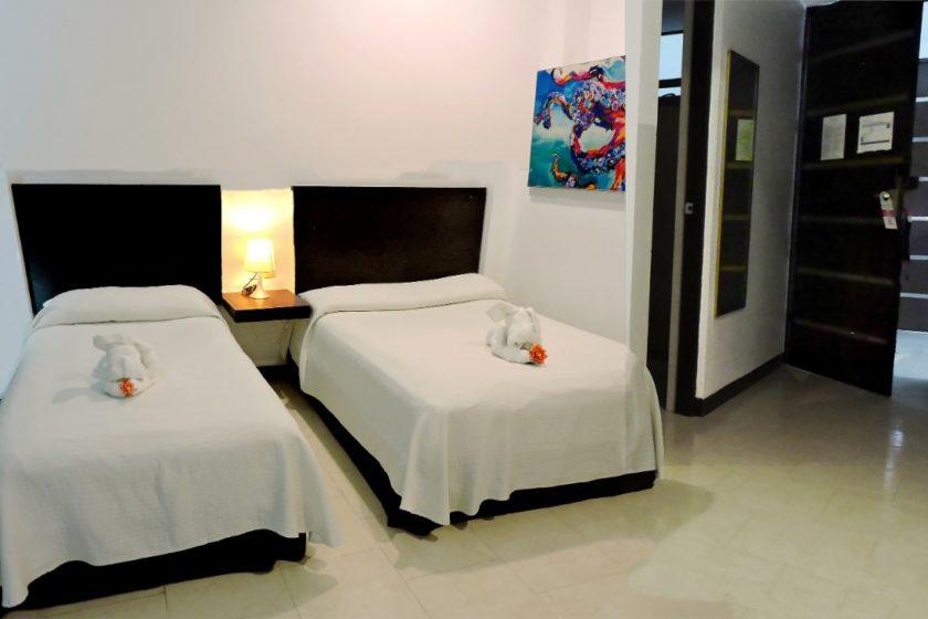 Hotel Plaza Playa Habitación Triple