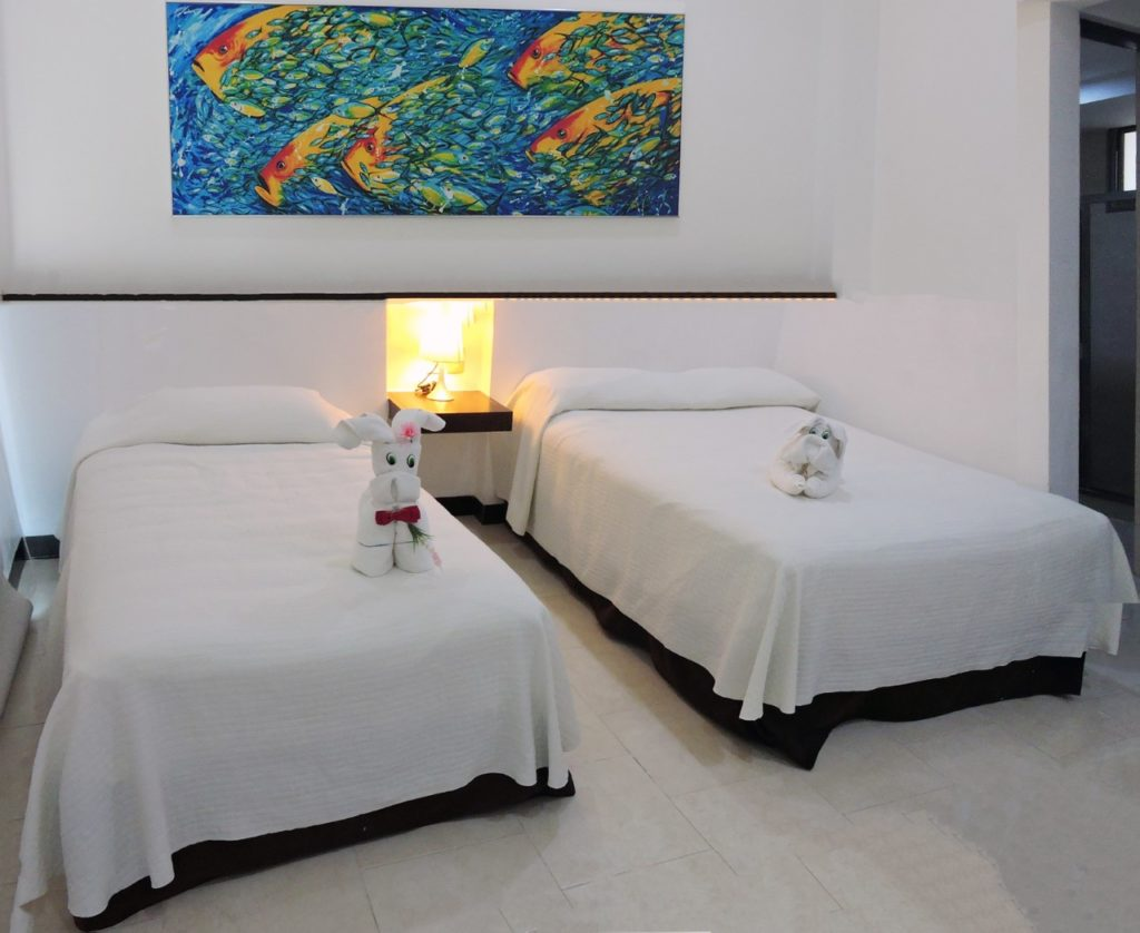 Hotel Plaza Playa hABITACION Triple